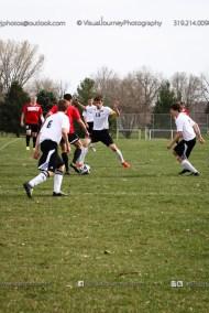 Boys Soccer - CPU vs Western Dubuque-4034