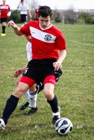 Boys Soccer - CPU vs Western Dubuque-4045
