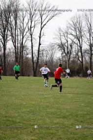 Boys Soccer - CPU vs Western Dubuque-4107