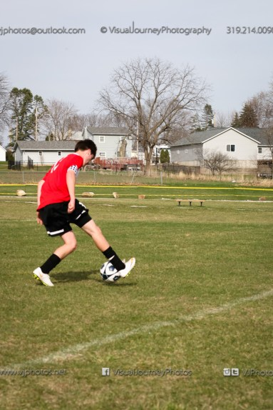 Boys Soccer - CPU vs Western Dubuque-4136