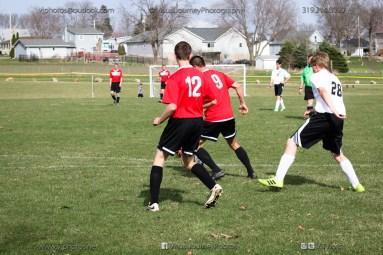 Boys Soccer - CPU vs Western Dubuque-4242
