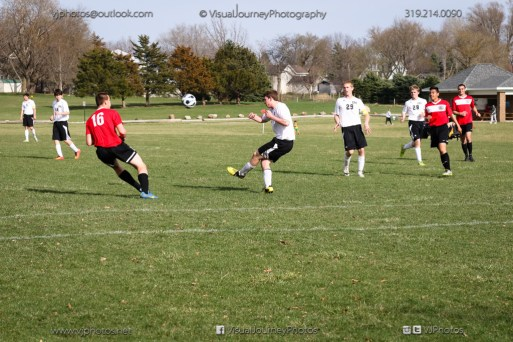 Boys Soccer - CPU vs Western Dubuque-4296