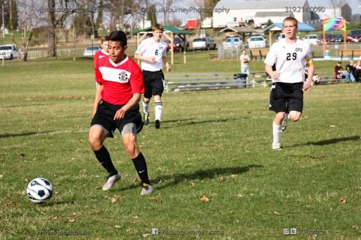 Boys Soccer - CPU vs Western Dubuque-4309