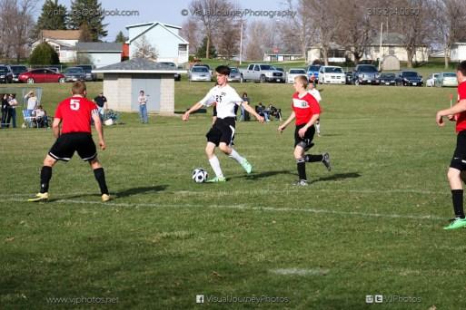 Boys Soccer - CPU vs Western Dubuque-4334