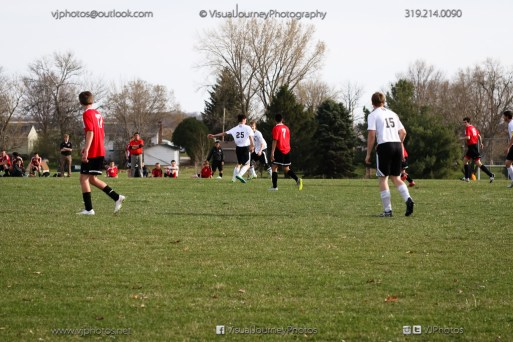 Boys Soccer - CPU vs Western Dubuque-4356