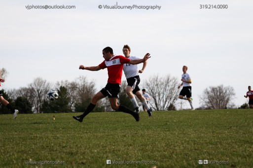 Boys Soccer - CPU vs Western Dubuque-4375