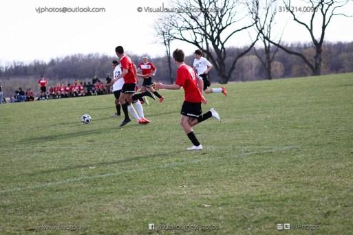 Boys Soccer - CPU vs Western Dubuque-4400