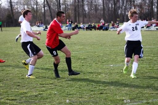 Boys Soccer - CPU vs Western Dubuque-4433