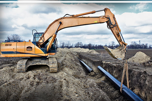 aj excavation