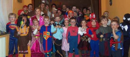 Kinderfastnacht 2014 – Ein voller Erfolg!