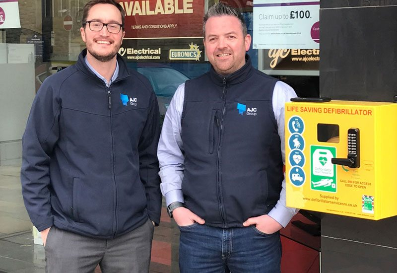 New Defibrillators