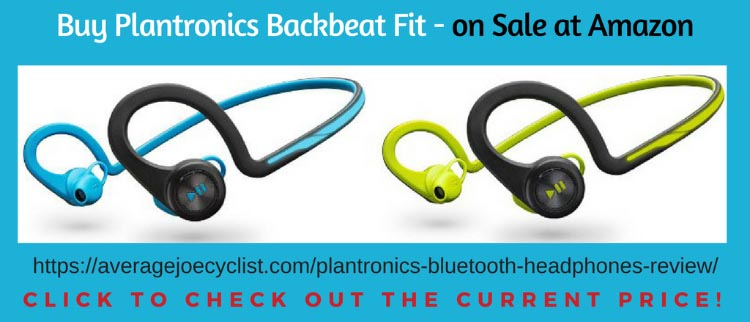 Backbeat Fit on sale at Amazon