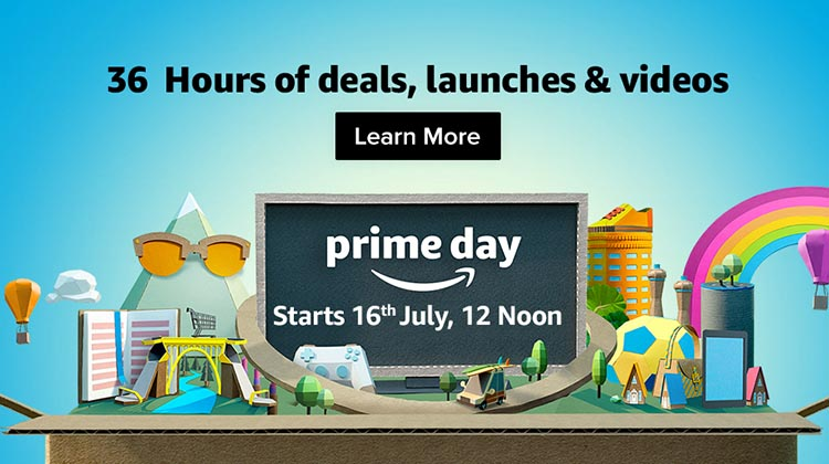 Amazon Prime Day Sale Starts Monday!