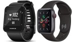 Apple Watch vs. Garmin Forerunner