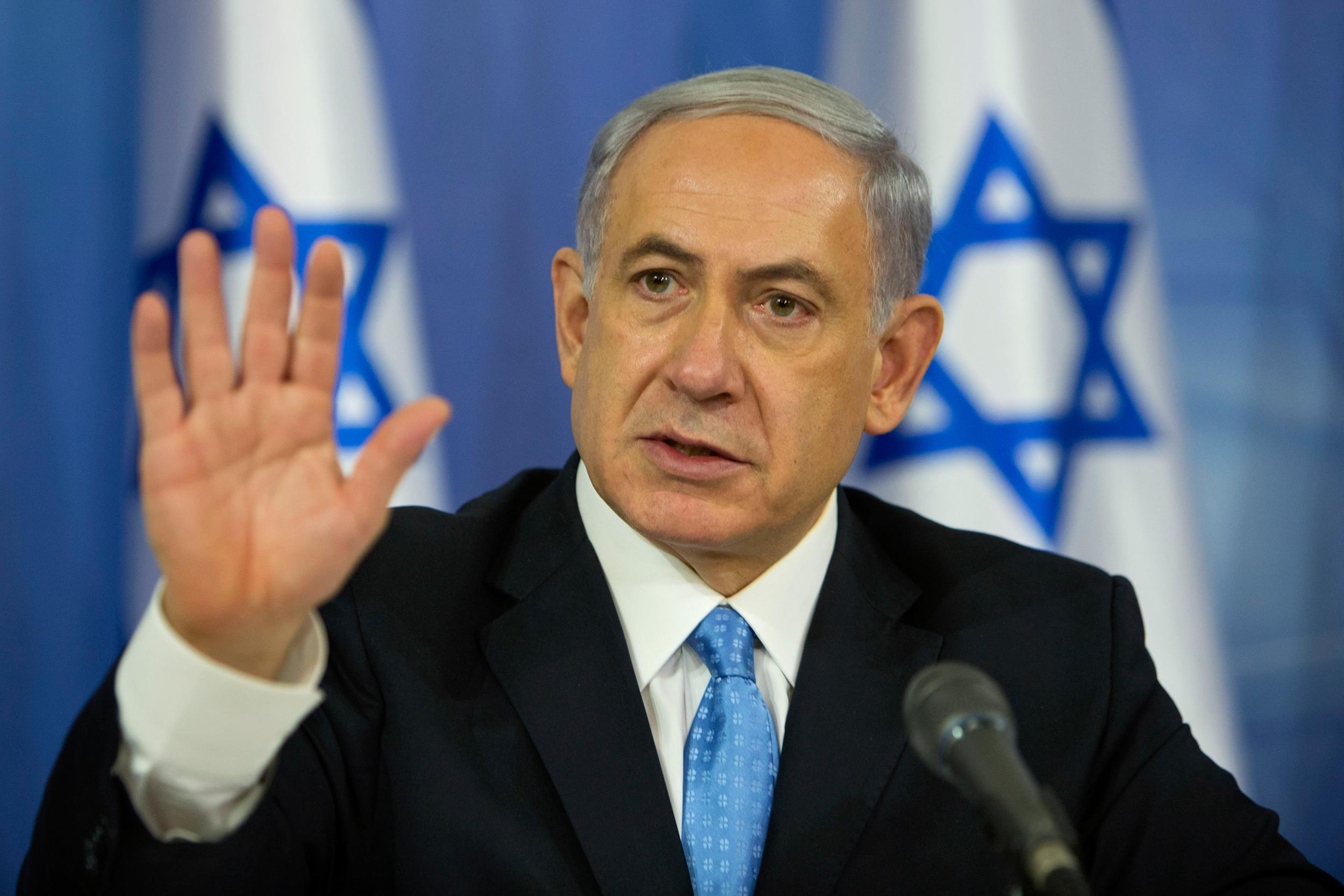 Netanyahu calls for UN Palestinian refugee agency to be dismantled