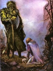 Epic Fantasy Medieval Old English Literature A J Carlisle