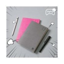 Diary (Grey/Pink)
