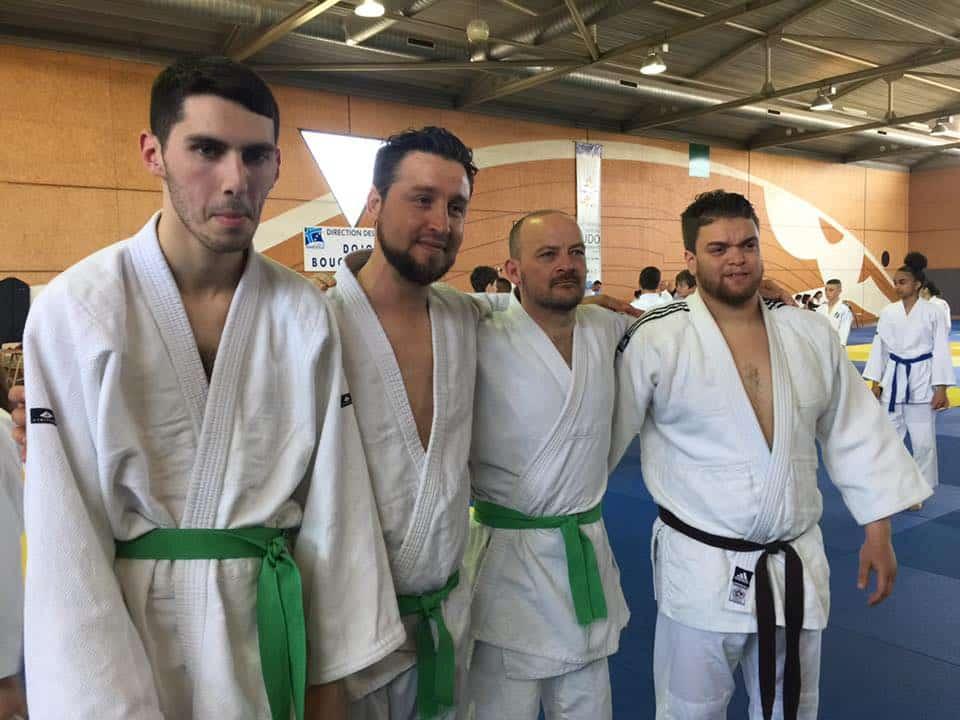 Provence Judo FSGT 2019