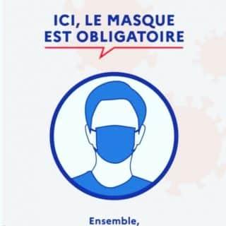 #pensonsauxautres Le préfet des Bouches-du-Rhône et de la région Paca Pierre Dartout vient d'annoncer lors d'une conférence de presse que le port du masque sera rendu obligatoire dès demain matin 8h dans plusieurs arrondissements de Marseille (1er, 2e, 3e, 4e, 5e, 6e, et 7e) mais aussi dans le 8e sur le littoral. Il en est de même dans certains périmètres de 14 autres communes du département, à savoir : Aix-en-Provence, Arles, Salon-de-Provence, Martigues, Aubagne, Istres, Cassis, La Ciotat, Carry-le-Rouet, Sausset-les-Pins, les Saintes-Maries-de-la-Mer, Saint-Rémy-de-Provence et les Baux-de-Provence. Pensons aux autres !