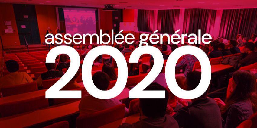 Assemblé générale ordinaire 2020