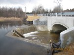 Aiport Marsh Dam and Bridge Repalcement Whitefield NH