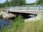 Tasker Hill Bridge over Page Randal Brook Conway NH