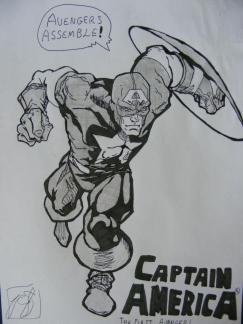 капитан-америка