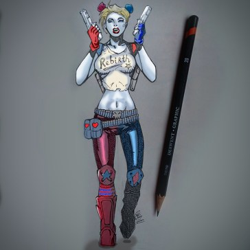Harley-rebirth