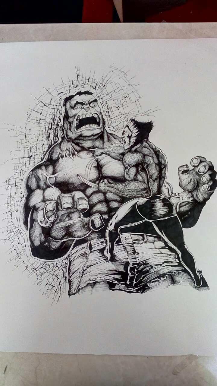 Hulk-vs-Wolverine