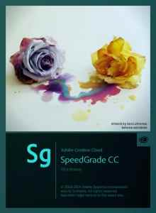 Adobe SpeedGrade CC 2014