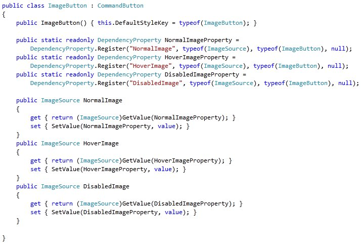 Silverlight Bits&Pieces: The First Steps with Visual State Manager (1/6)