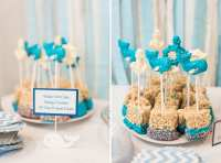 Whale Themed Baby Shower | Wake Forest, NC ...
