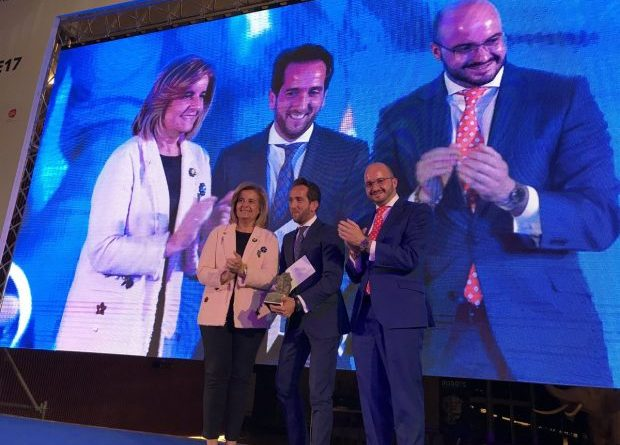 CEAJE entrega el XV Premio Nacional a Raúl Berdonés, de Grupo Secuoya