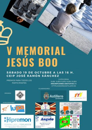 Cartel V Memorial Jesus Boo