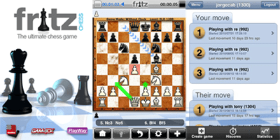 Firtz-chess-iphone
