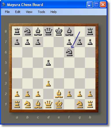 Mayura Chess Board