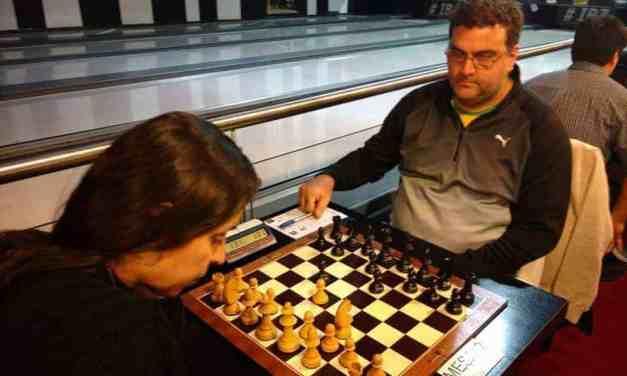 Ferro con ajedrez del mejor