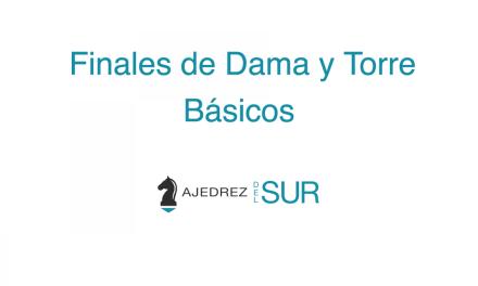 Finales de Dama y Torres básicos