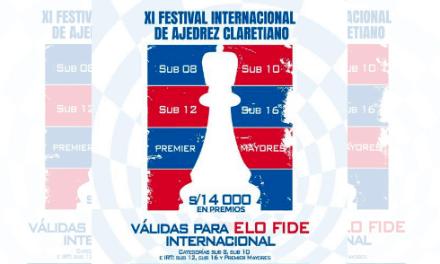 Mega torneo en Perú: serán 500 participantes!