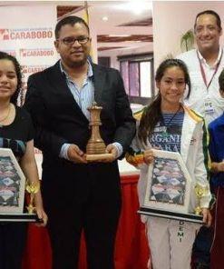 Academia de ajedrez entrenador Marcos Pinas Grid style 3