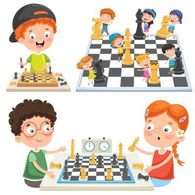 ajedrez divertido 25.TALLERES DE VERANO 2021