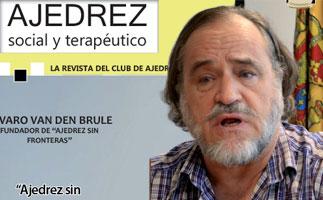 Entrevista en la revista Ajedrez Social y Terapéutico del Club Magic Extremadura