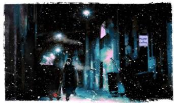 Capital Murder feature film concept art
