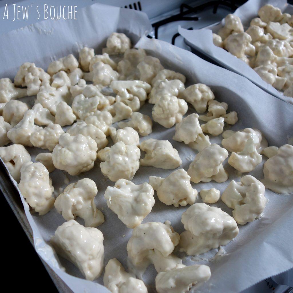 battered cauliflower AJB-32