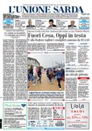 L'UNIONE SARDA 23.1.2013