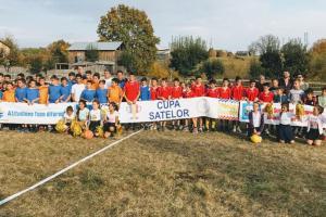 Şcoala Nereju învingătoarea la Cupa Satelor, într-o etapă jucată la Centrul de Echitaţie Cabalus