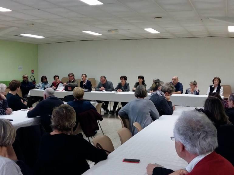 Assemblée générale du samedi 6 février