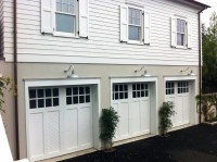 The Garage Hampton Bays. Herringbone T G Cedar With A ...