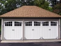 Paint grade double and single garage doors | AJ Garage ...
