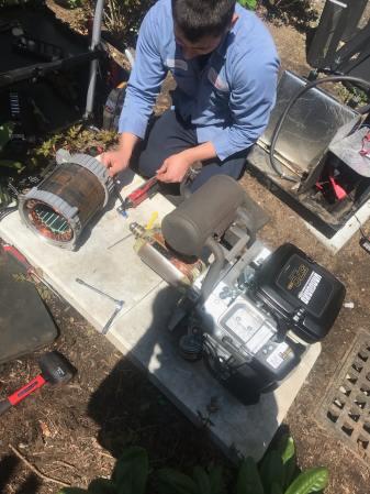 Residential Generator Repair